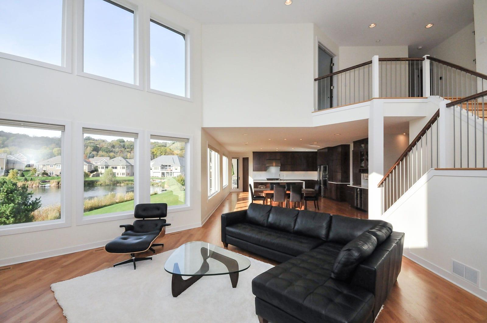 Custom home interiors vision homes for Home interior website